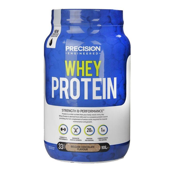 Product Image for Precision Engineered Whey Protein Belgian Chocolate 908g